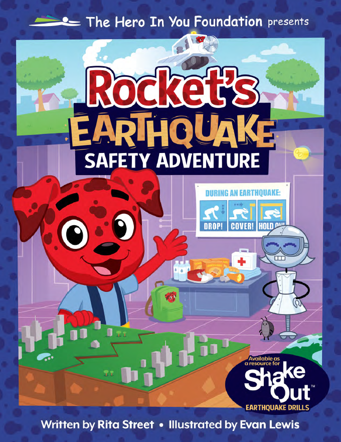 Rocket's Earthquake Safety Adventure