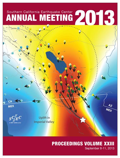 2013 SCEC Proceedings Volume