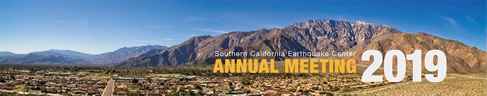 2019 SCEC Annual Meeting