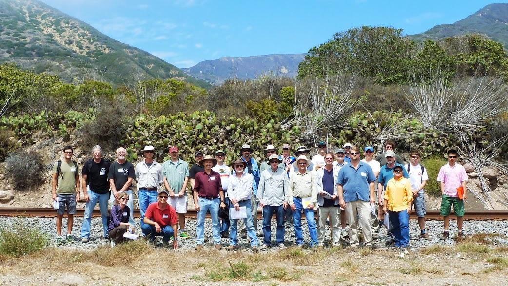 SCEC Ventura SFSA Workshop Participants