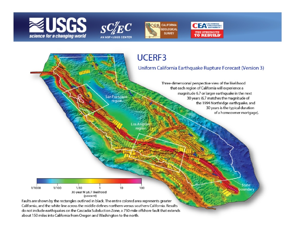 Working Group Earthquake Forecasting And Predictability Efp