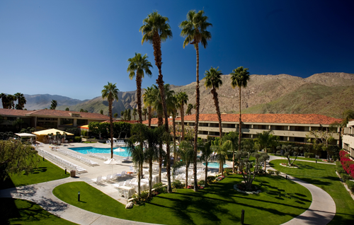 Palm Springs Hilton