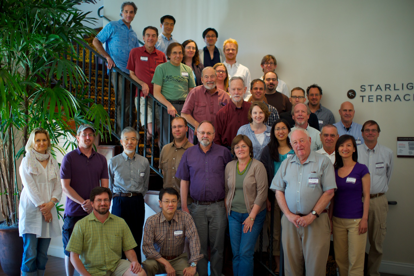 CSEP-RELM Workshop Participants